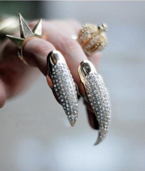 Eagle Nail Fashion Statement Ring   LilyFair Jewelry, $9.99!