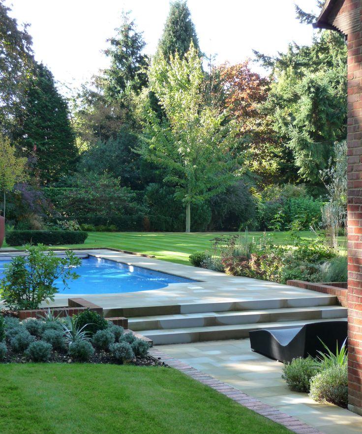 Big Backyard Landscaping Ideas: Best 25+ Modern Gazebo Ideas On Pinterest