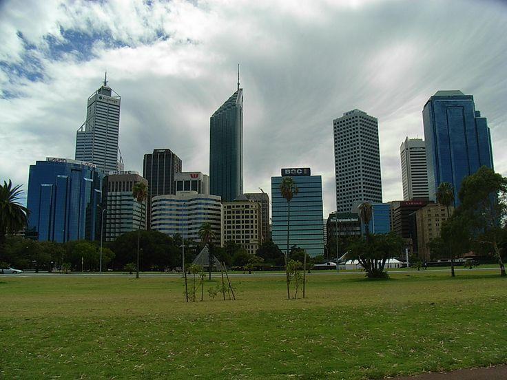 Perth's Skyline, WA