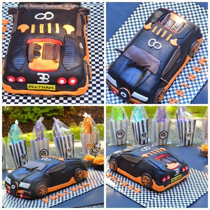 Bugatti Veyron Cake Bugatti Veyron Bugatti Veyron Kuchen