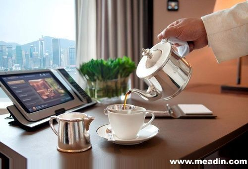 Get access to the TV/movies/hotel service from customers' own digital devices everywhere in the hotel.