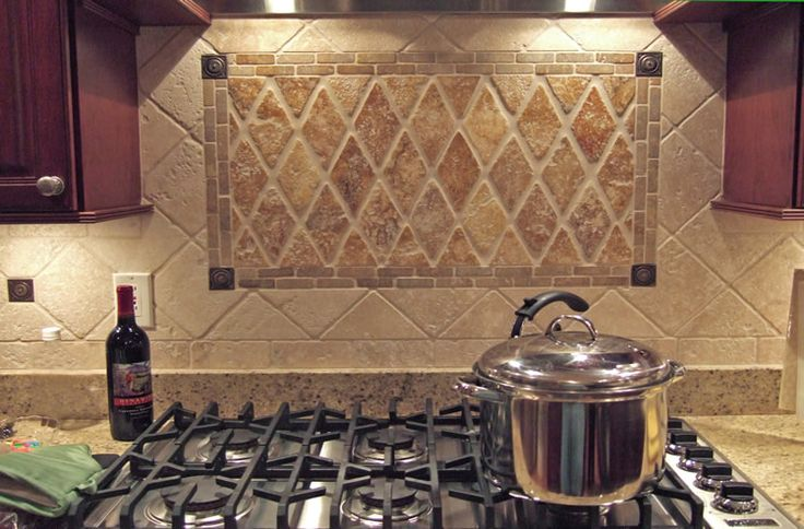 Tile Designs For Kitchens Magnificent Decorating Inspiration