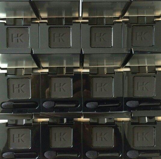 Black is Black. ..by Horst kirchberger!  #join_us #join_the_beauty #Horst_kirchberger_makeup #Greece #velvet #eyeshadows no06 #e-shop #katerina_kalogiannidou #makeupart #beauty_advisor #eyebrow_specialist #cosmetics_store #tsimiski72 www.jointhebeauty.gr www.katerinakalogiannidou.gr