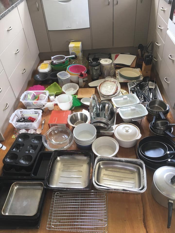 Como Organizar Tu Cocina Con Metodo Konmari En 2020 Konmari