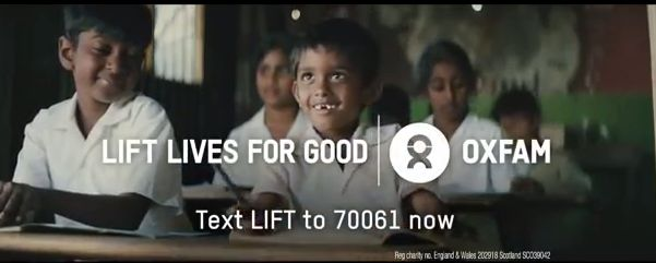 Lifting Lives For Good The Oxfam Way