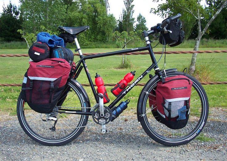 On peut transporter beaucoup de choses sur un vélo (habits, courses, nourriture, nécessaire pour réparer un vélo, antivol, boissons, etc). Suite à la demande d'une élève de nos leçons de vélo…