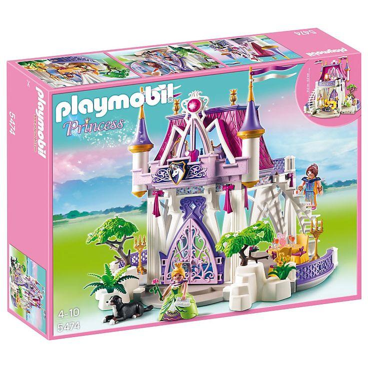 Playmobil Księżniczki Kryształowy pałac, 5474, klocki