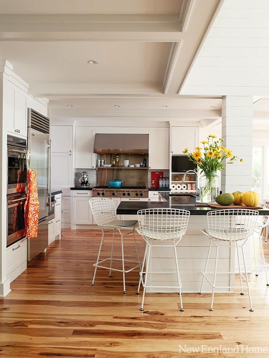 White Kitchen Laminate Flooring best 25+ hickory flooring ideas on pinterest | hickory wood floors