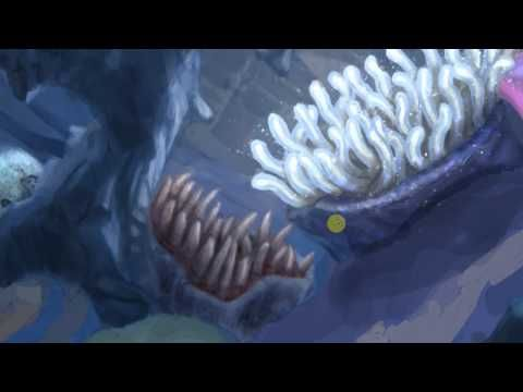 Speedpaint - 'ocean hunting' sneak peek 2