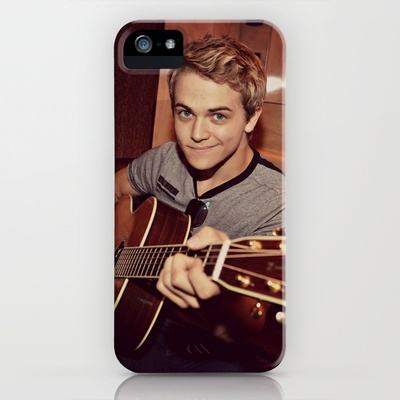 Hunter Hayes iPhone Case by Toni Miller - $35.00
