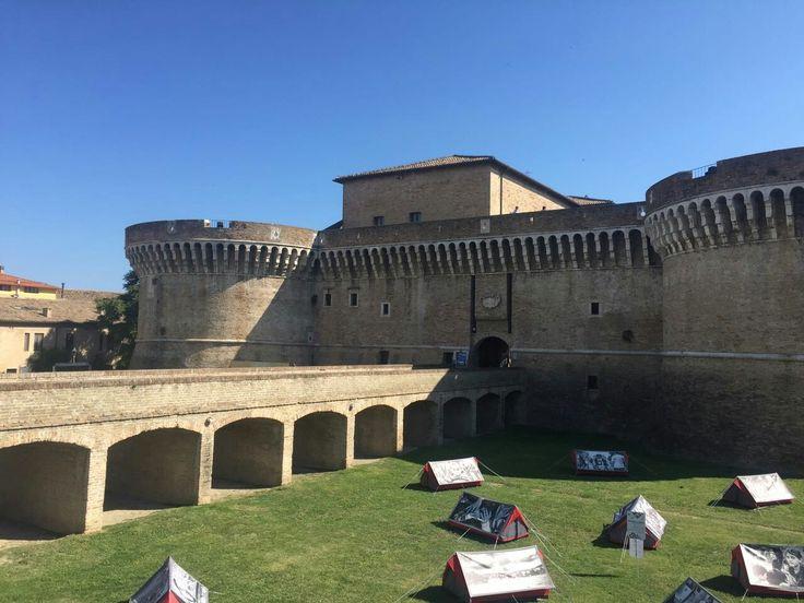 Rocca Roveresca, Senigallia, ITA