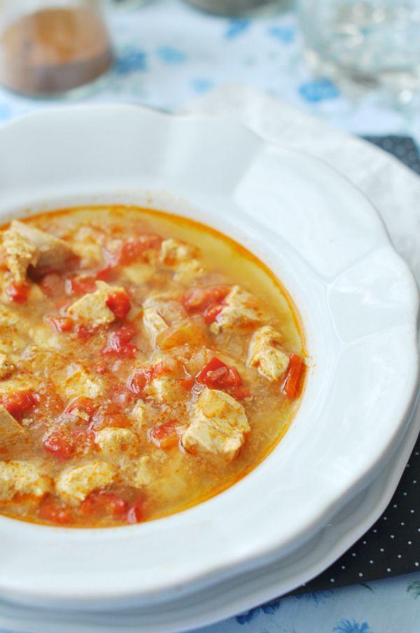 Mexikói csirkeleves. Gluténmentes leves recept nem csak gluténérzékenyeknek!