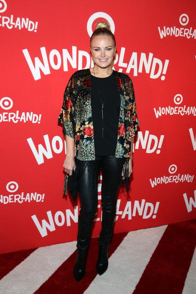Malin Akerman Photos - Malin Akerman attends Target Wonderland VIP event on December 7, 2015 at Target Wonderland, 70 10th Avenue in New York City. - Target Wonderland VIP Event