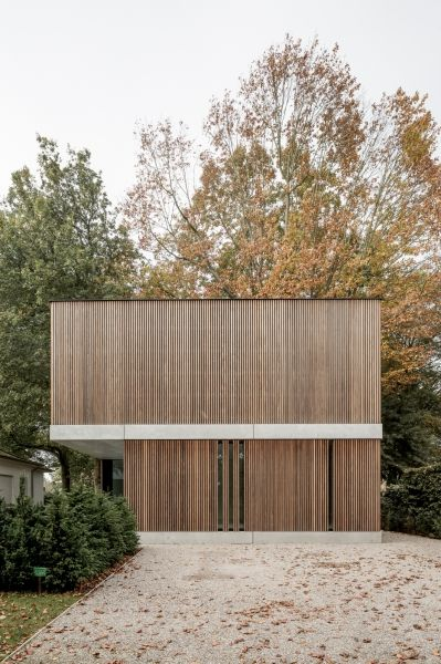house M | de pinte - Projects - CAAN Architecten / Gent //