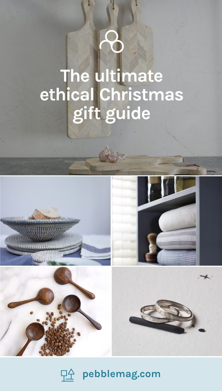 While Christmas isn't all about the presents, if you do want to give gifts this year, then we've got ethical, eco-friendly, vegan and sustainable gift ideas for everyone.   #christmas #giftguide #christmasgifts #ethicalgifts #ecogifts #ecochristmas #ethicalchristmas