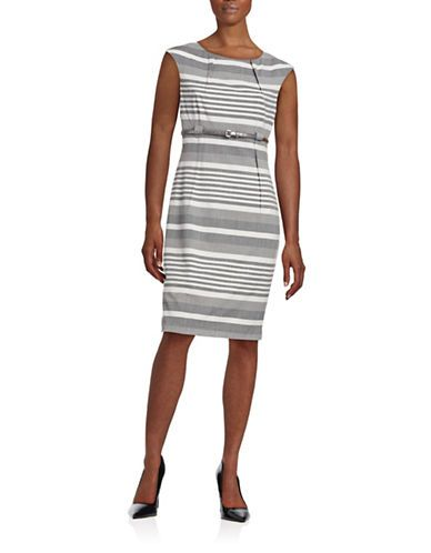 Galerry sheath dress the bay