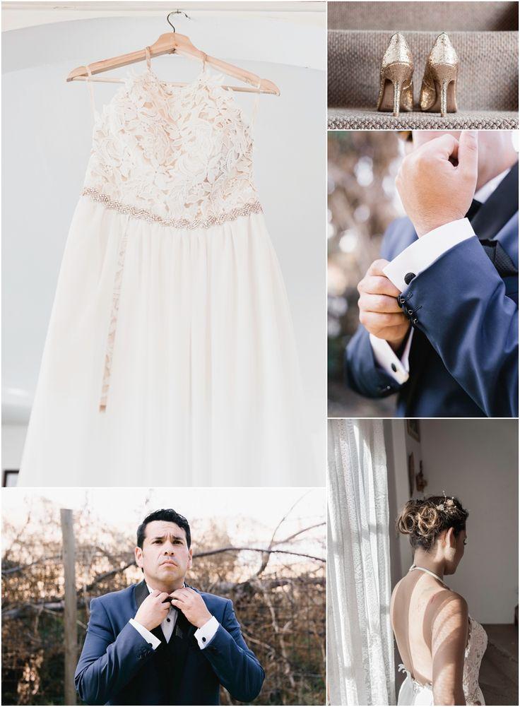 Fotografía de Matrimonio: Preparativos Novios