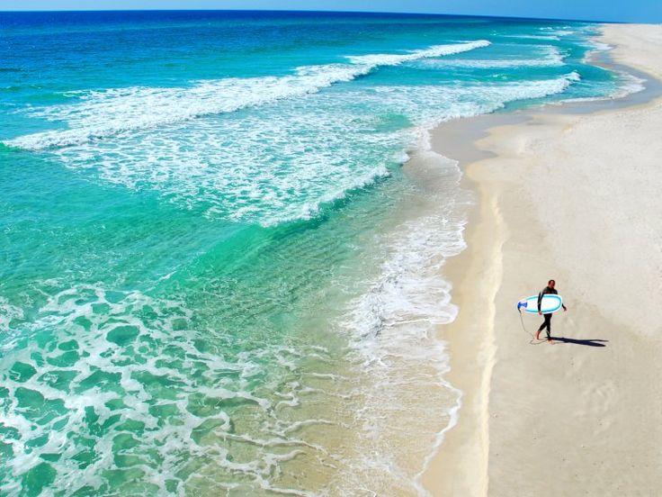 Pensacola Beach, Santa Rosa Island, Florida
