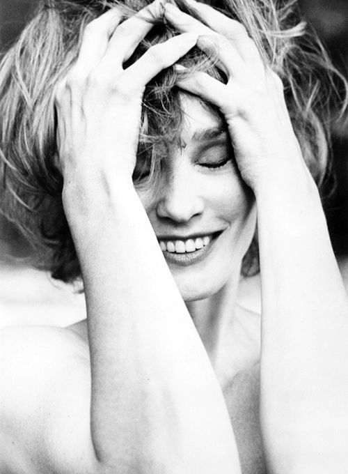 Jessica Lange by Herb Ritts