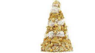 Приятного аппетита!: Крокембуш Крокембуш - это десерт состоящий из зава...