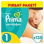 Prima Bebek Bezi Aktif Bebek 1 Beden Yenidoğan Hip...