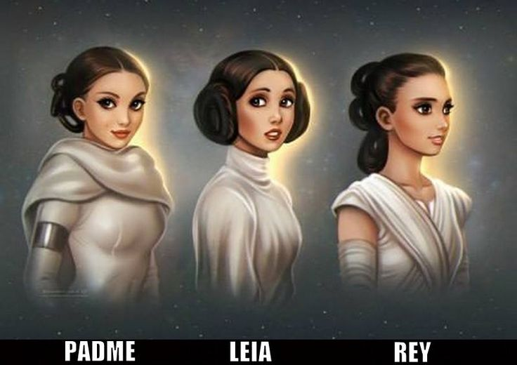 If Rey doesn't end up being part of the Skywalker/Solo line, we're going to have a lot of fanart leftover in the aftermath.