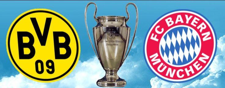Seid dabei, wenn es heißt Bayern gegen Dortmund beim Champions-League-Finale in Wembley. In Berlin rockt die Party auf der Fanmeile auf der Straße des 17. Juni und vor dem Brandenburger Tor!!!