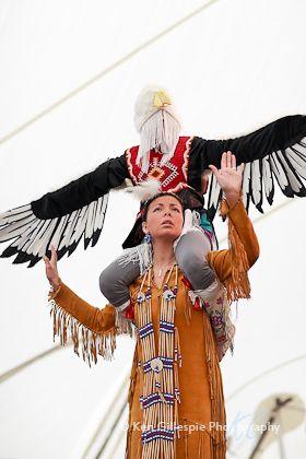 First Nations dancers - Festival du Voyageur