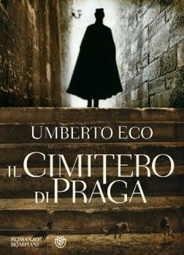 Il cimitero di Praga Umberto Eco