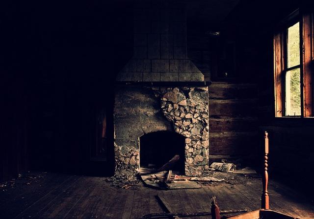 Al Capone's Hideout. Quadeville, ON