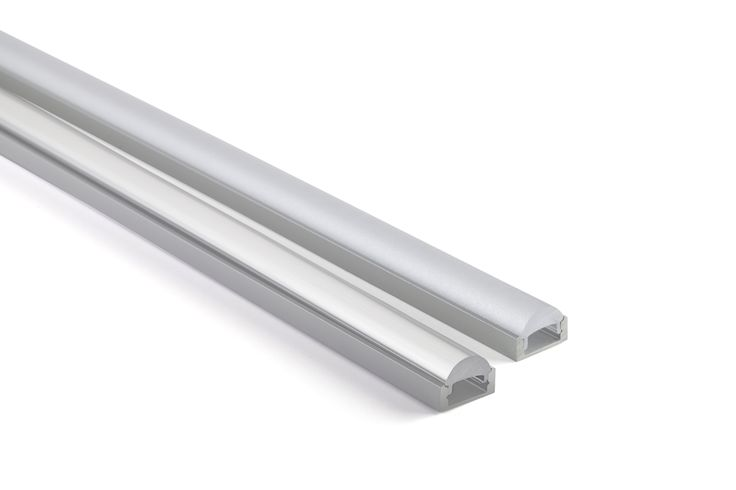 17 beste afbeeldingen over aluminium profielen voor led for Bureau 2 metres
