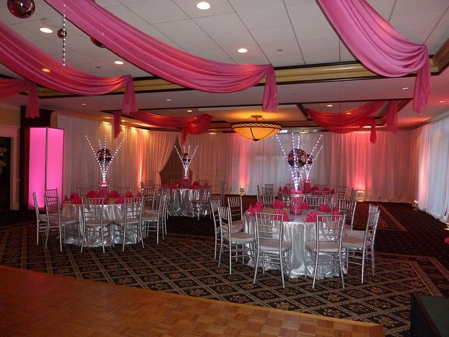 Bedroom Ceiling Fabric Draping. Fabric Covered Be A Cool Way To ...