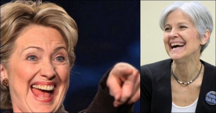 Stein & Hillary Launch Recount For SICK Reason They Don't Want You To Know