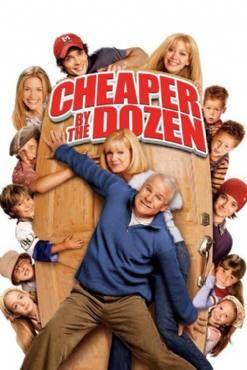 Cheaper by the dozen(2003) Movies