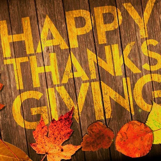 #HappyThanksgiving from the MicroMechTronic team!