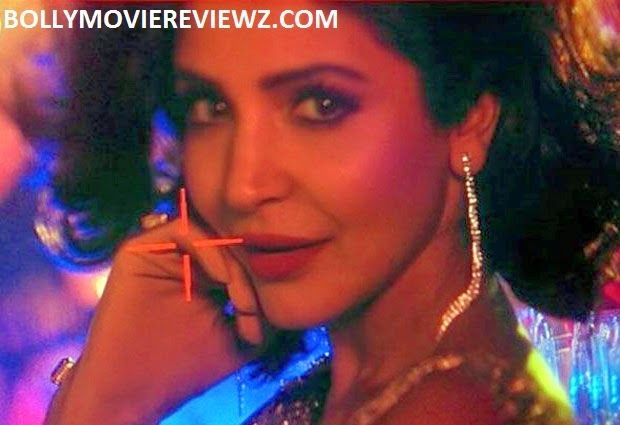 Anushka Sharma First Look from Bombay Velvet