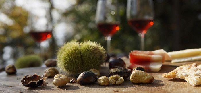 Typische Herbstkost und regionale Produkte gibt es bei den Meraner Herbst Veranstaltungen im Meraner Land