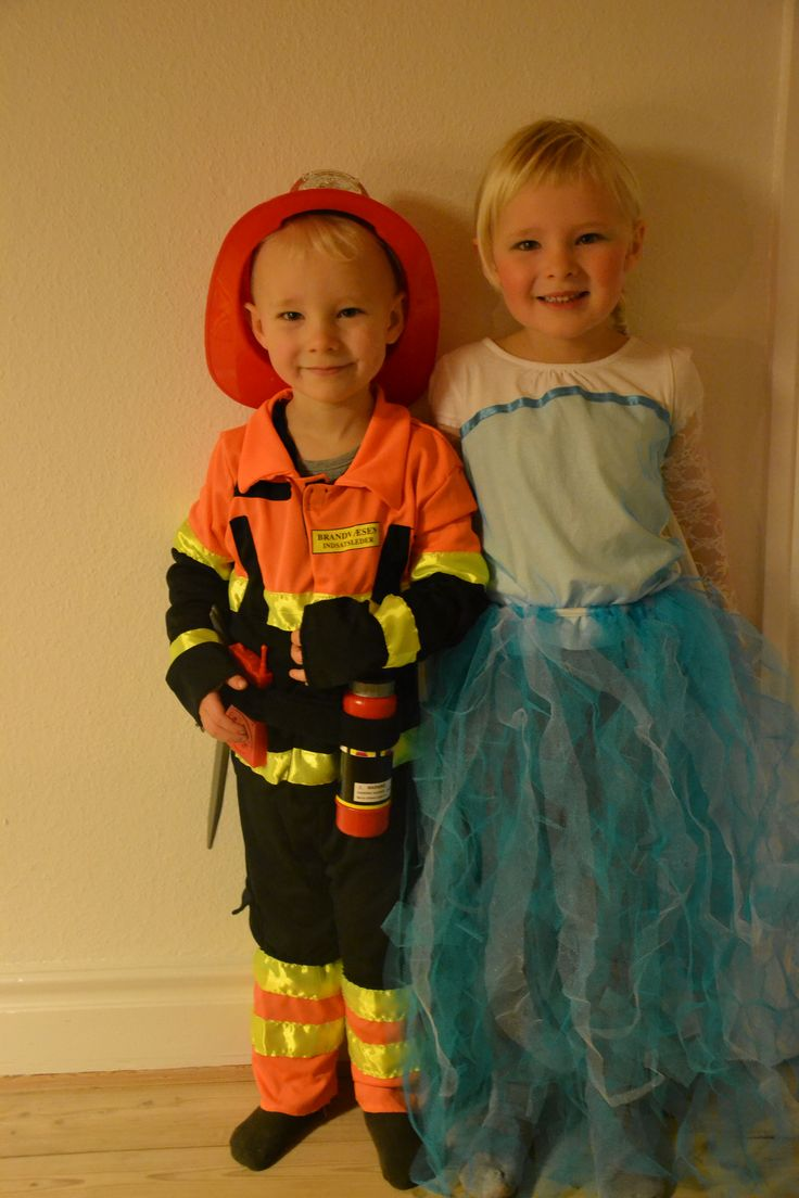 Home made Elsa <3 Søs og Alfred, my beautiful children <3