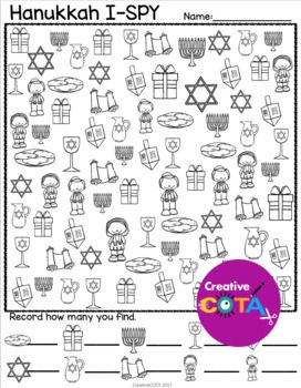 Hanukkah Differentiated Worksheets and Activities. This is a Hanukkah themed unit that includes differentiated, themed worksheets/activities which incorporate math, literacy, writing, fine motor, and visual perceptual skills. These activities can be used for centers, small group therapy sessions or classroom activities.  - repinned by @PediaStaff – Please Visit  ht.ly/63sNt for all our pediatric therapy pins