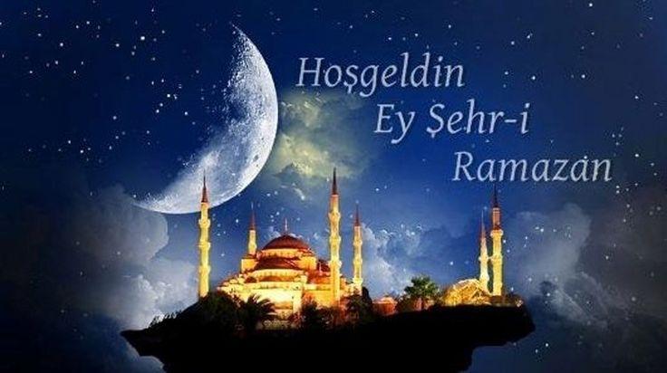 Hoşgeldin Ya Şehr-i Ramazan - http://www.aligultekin.com.tr/hosgeldin-ya-sehr-i-ramazan-2017