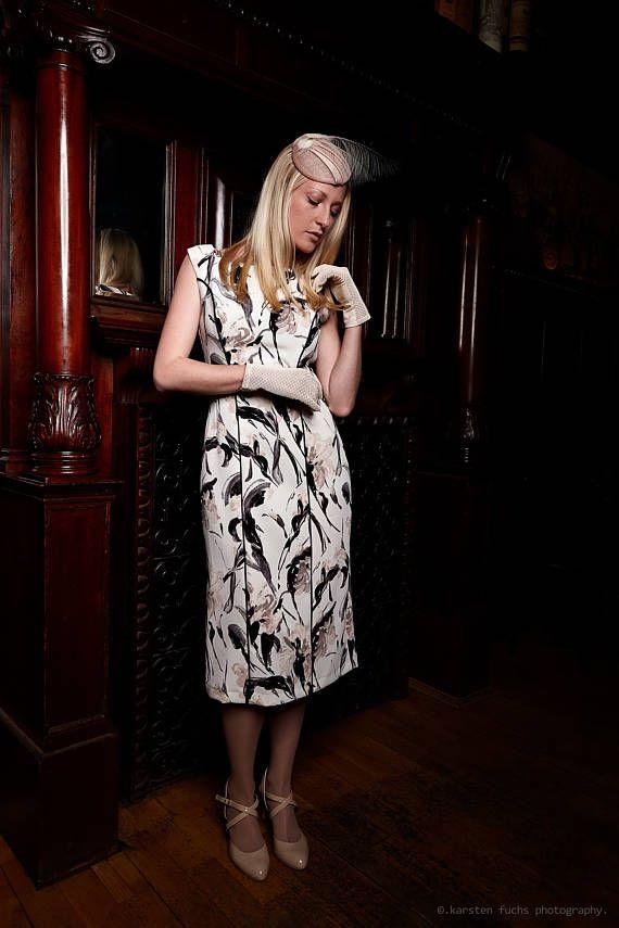50er-Jahre Kleid nach Originalschnitt