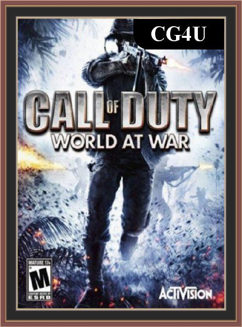 Call of Duty 5 World at War Free Download Full Version For PC Call of Duty 5 World at War Free Download Full Version For PC CALL OF DUTY 5 WORLD AT WAR - SYSTEM REQUIREMENT Call of Duty World at War:OS: Windows XP/Vista Call of Duty World at War:Processor: Pentium 4 @ 3 GHz / AMD 64 3200 Call of Duty World at War:RAM: 512 MB Call of Duty World at War:Hard Drive: 8 GB Free Call of Duty World at War:Video Memory: 256 MB Call of Duty World at War:Video Card: nVidia GeForce 6600 / ATI R...
