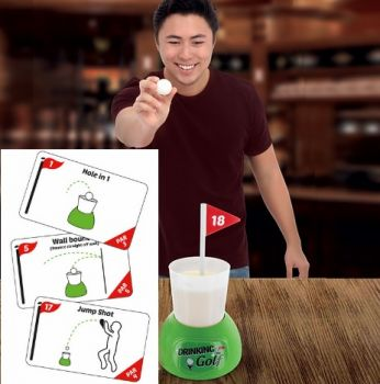 Jeu à boire drinking Golf | acceuil