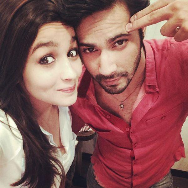 Finally!! Varun Dhawan and Alia Bhatt BEGIN shooting for the sequel of Humpty Sharma Ki Dulhania!