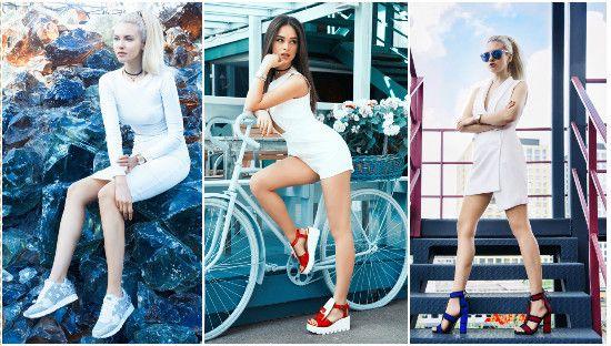 Хотите завершить лето стильным аккордом и уверенно ступить в осень? Магазин EVIGI предлагает летнюю обувь и ботинки из коллекции осень-зима 2016 за полцены по купону BigBuzzy!