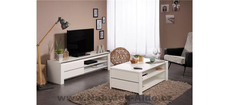 Nábytek do obývacího pokoje v sestavě - Nolita 0382