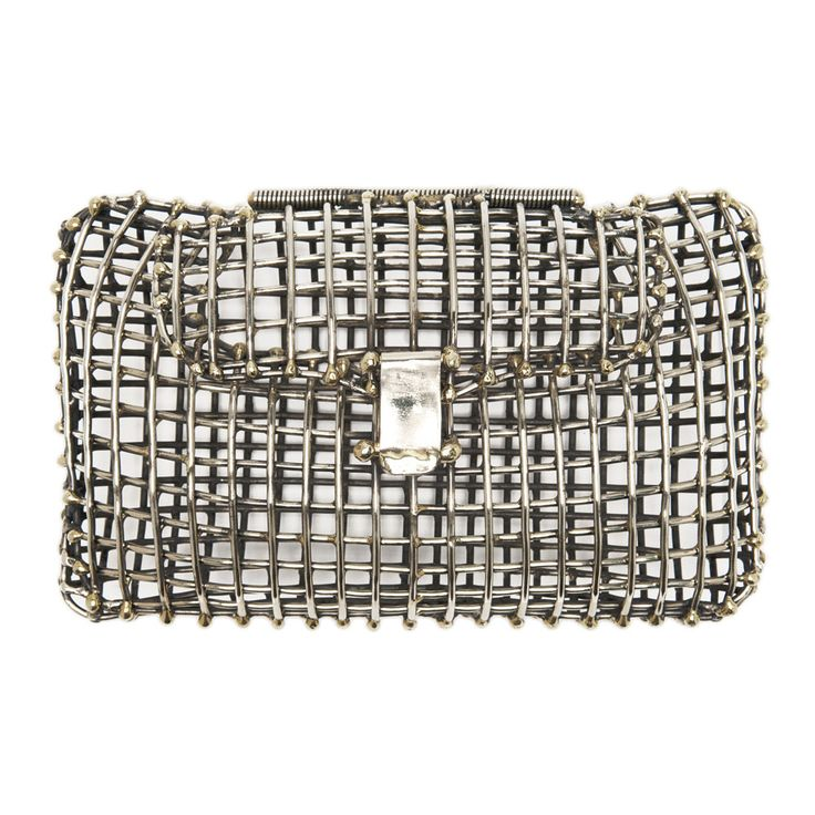 Cage clutch by Anndra Neen