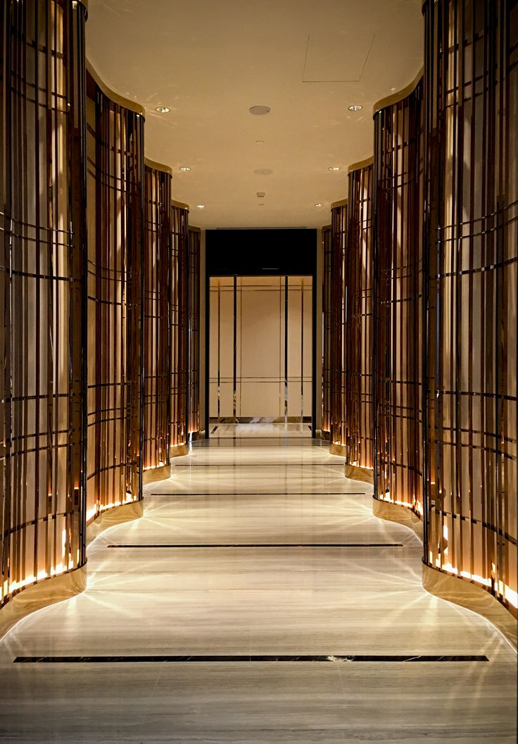 InterContinental Shanghai NECC by HBA Design