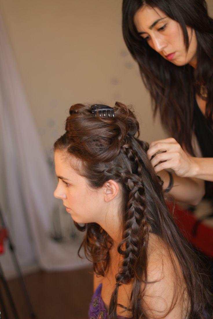 Hair / Pili Morales