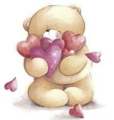 Mi corazón #Ositos